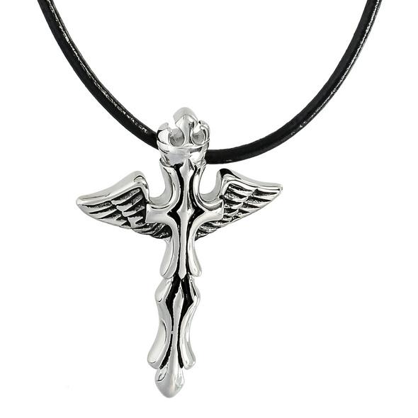 Kette - Angel Cross