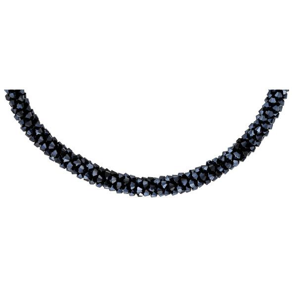 Kette - Black Crystals