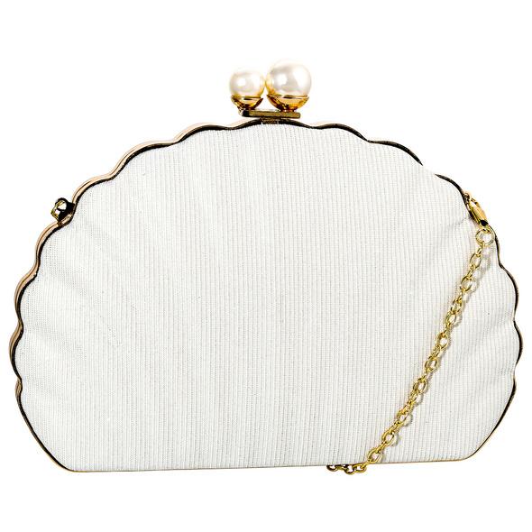 Clutch-Box - Elegant Pearl