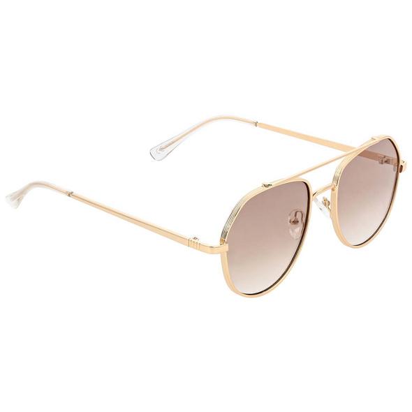 Sonnenbrille - Glowy Gold