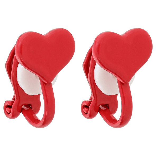 Kinder Ohrclips - Candy Heart