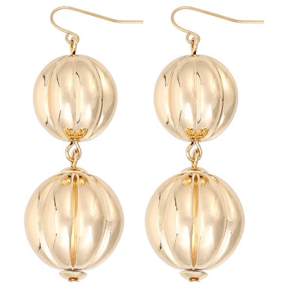 Ohrhänger - Golden Gloss