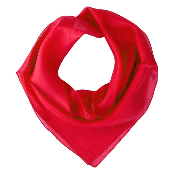 Bandana - Silky Red