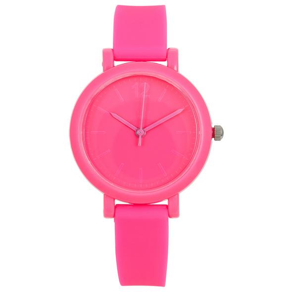 Uhr - Dazzling Pink