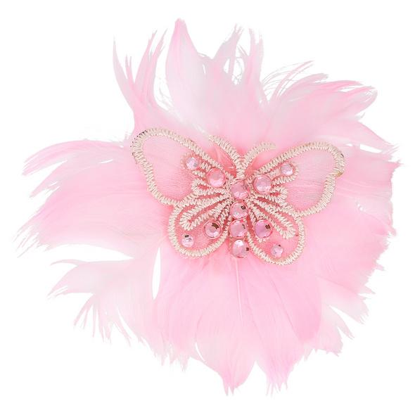 Kinder Haarklammer - Pink Power