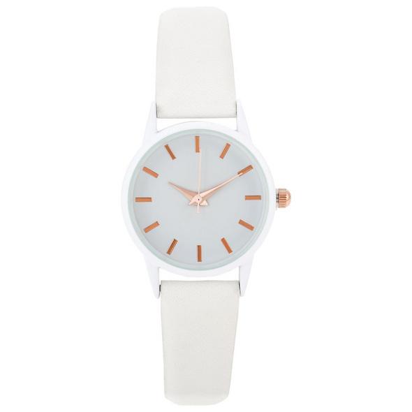 Uhr - Simply White