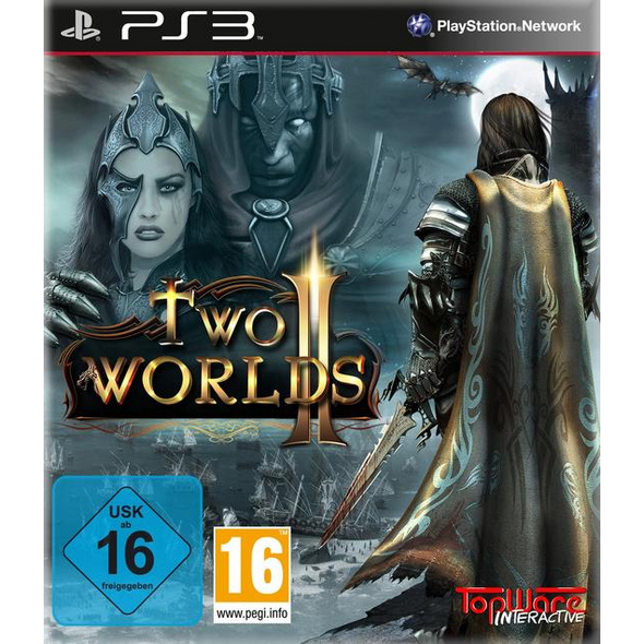 TopWare Entertainment GmbH Two Worlds II