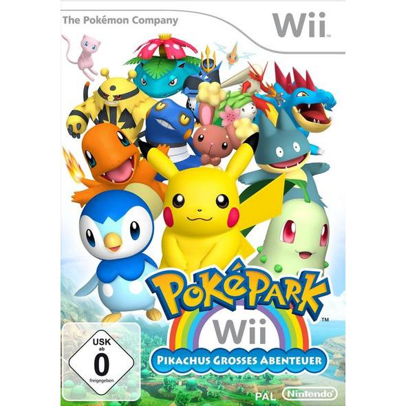 PokéPark: Pikachus großes Abenteuer