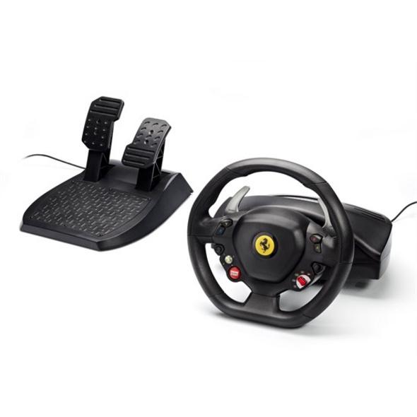 Thrustmaster Ferrari 458 Italia (Xbox 360, PC)