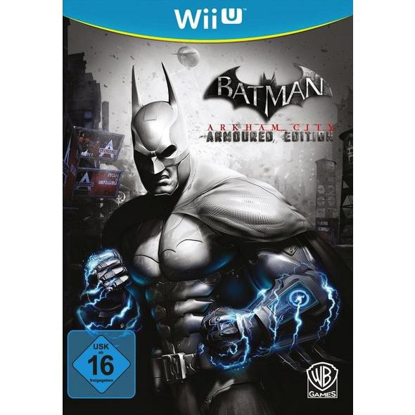 Warner Interactive Batman Arkham City Armored Edition