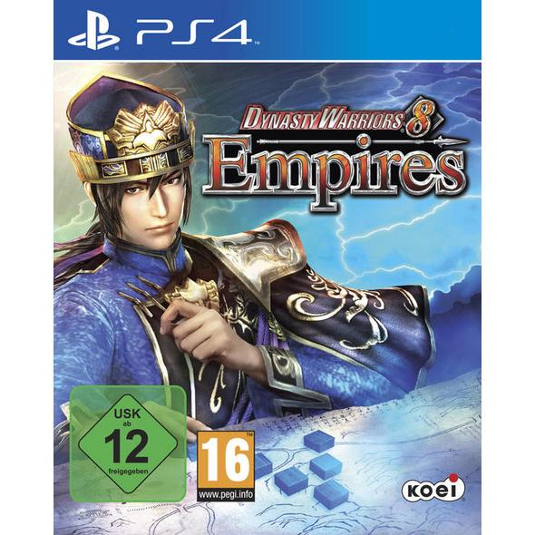Tecmo Dynasty Warriors 8 Empires