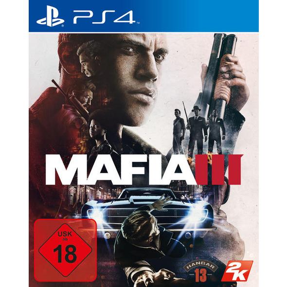 2k Games Mafia III