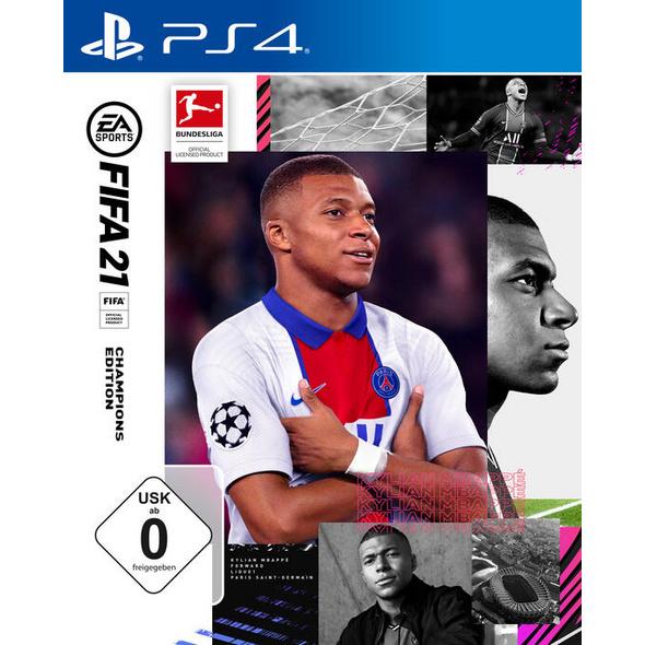 FIFA 21 Champions Edition - (inkl. kostenlosem Upgrade auf PS5)