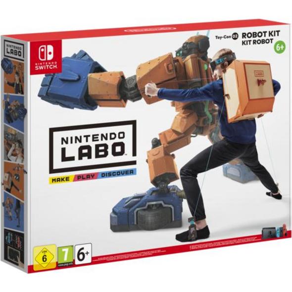 Nintendo Labo Robo-Set (Toy-Con 02)