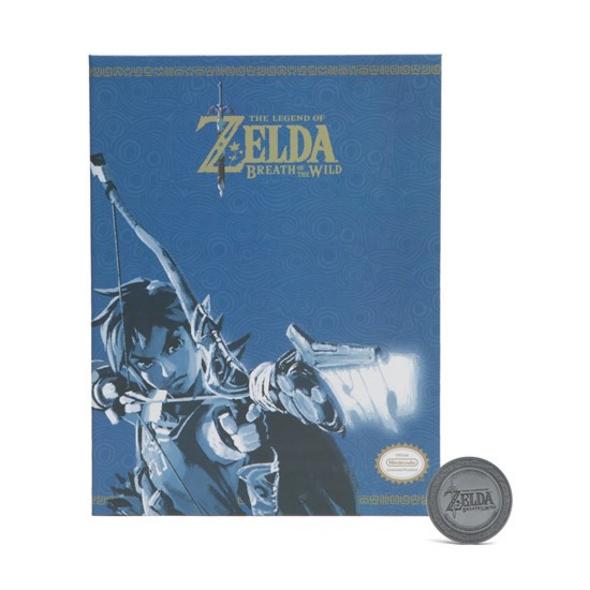 The Legend of Zelda - Sammelmünzen Album