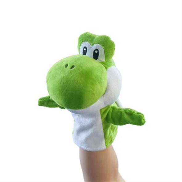Super Mario - Handpuppe Yoshi