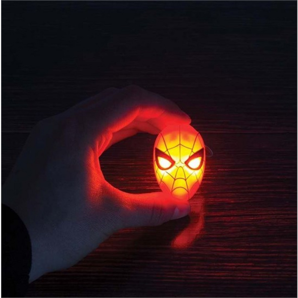 Marvel Spider-Man - Schlüsselanhänger LED