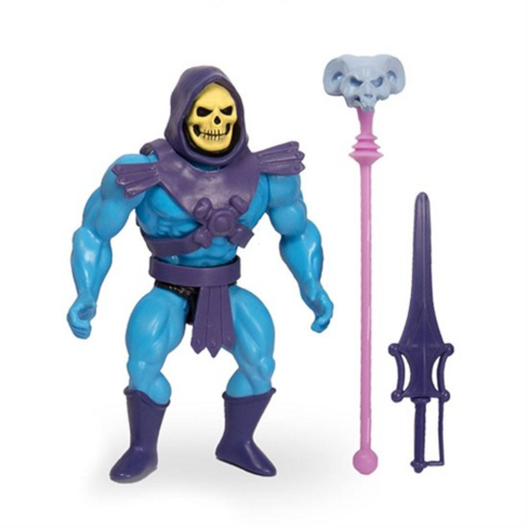 Masters of the Universe - Actionfigur Skeletor