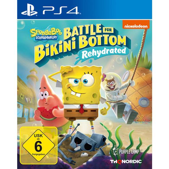 SpongeBob Schwammkopf: Battle for Bikini Bottom Rehydrated