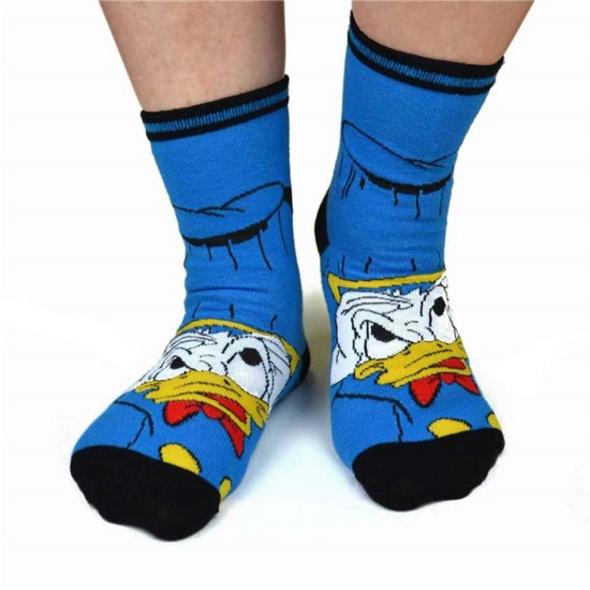 Disney - Socken Donald Duck (Größe: 39-42)