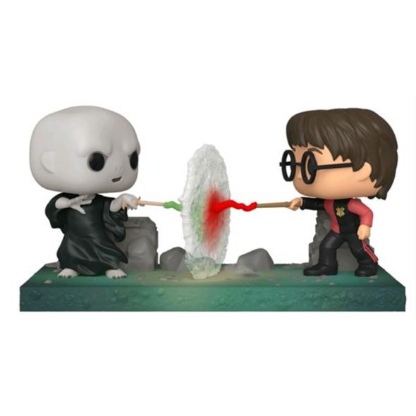 Harry Potter - POP!-Vinyl Figur Harry versus Voldemort
