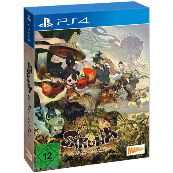 Sakuna: Of Rice and Ruin Golden Harvest Edition