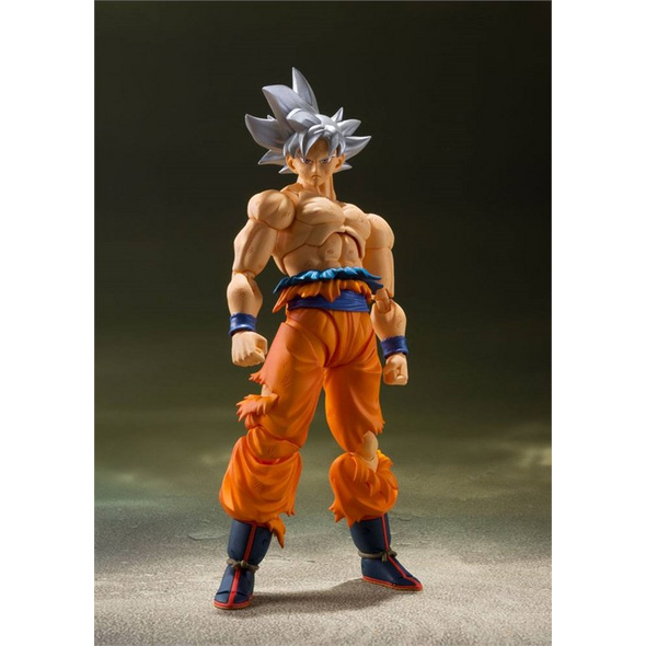 Dragon Ball Super - Figur Son Goku Ultra Instinct