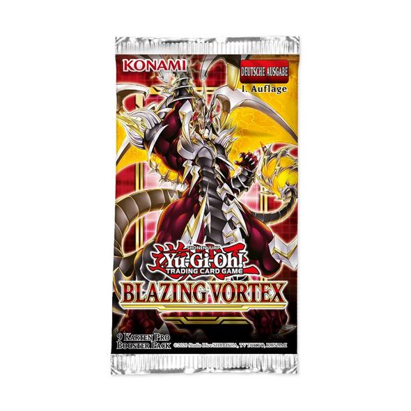 Yu-Gi-Oh! Trading Card Game: Blazing Vortex Booster Pack