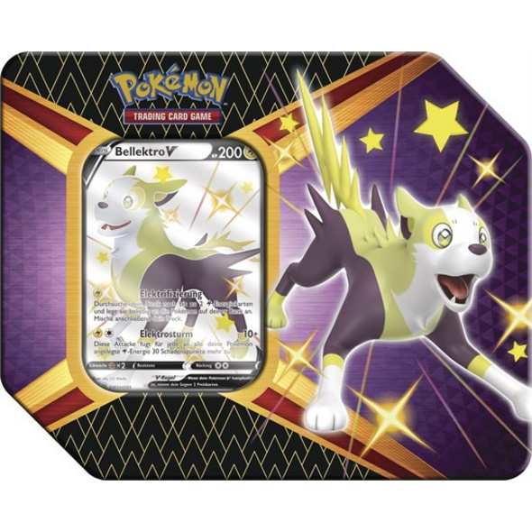 Pokémon Sammelkartenspiel: Schwert & Schild 04.5 Bellekt Tin