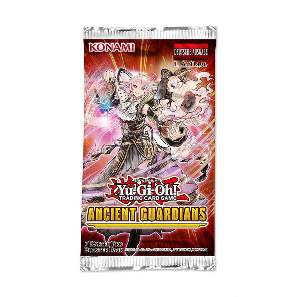 Yu-Gi-Oh! Trading Card Game: Ancient Guardians