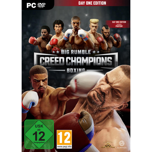 Big Rumble Boxing: Creed Champions Day One Editon