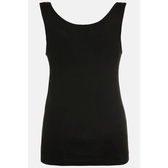 Unterhemd, V-Ausschnitt, Baumwolljersey