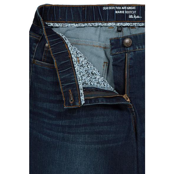 Jeans Marie, Bootcut, Komfortbund, 5-Pocket-Schnitt