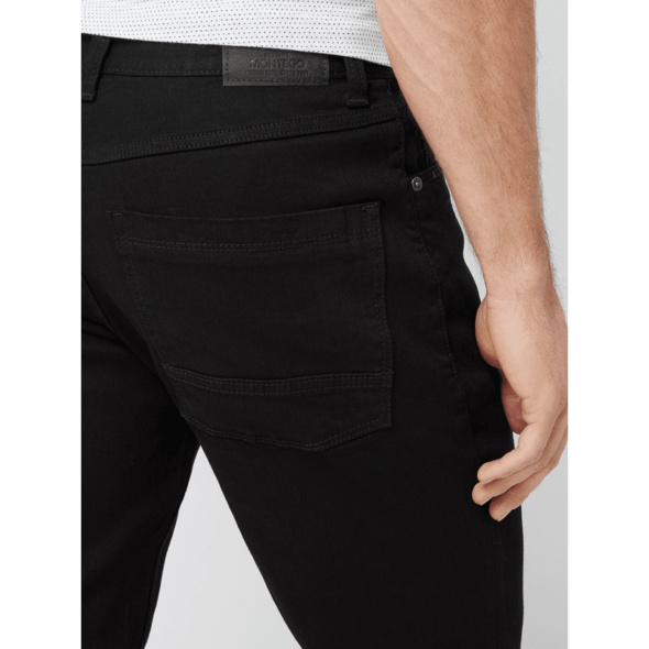 Regular Fit Jeans mit Stretch-Anteil