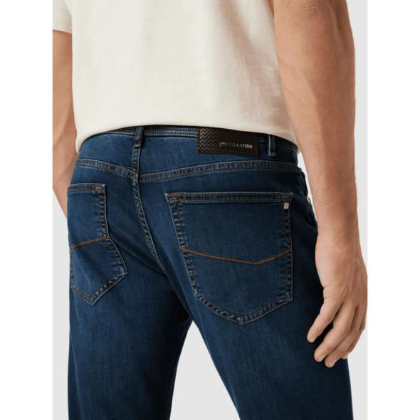 Regular Fit Jeans mit Stretch-Anteil Modell 'Lyon'