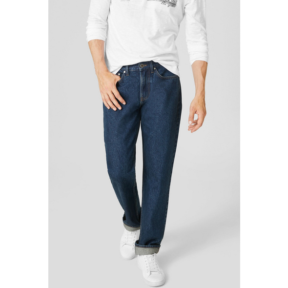 Regular Jeans - recycelt