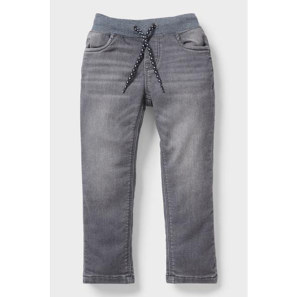 Straight Jeans - Bio-Baumwolle