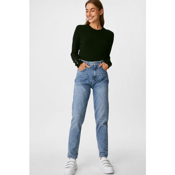 Mom Jeans - recycelt