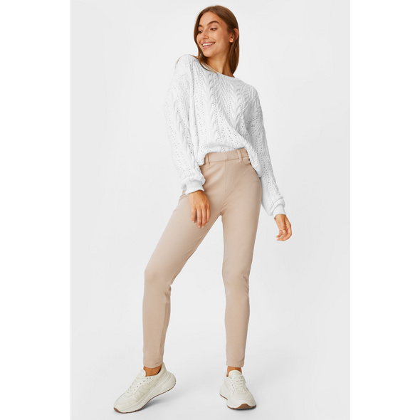 Hose - Skinny Fit - 4 Way Stretch