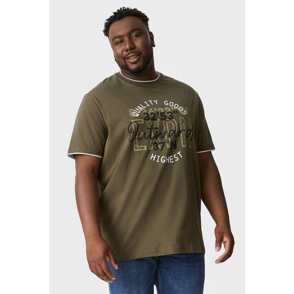 T-Shirt - 2-in-1-Look