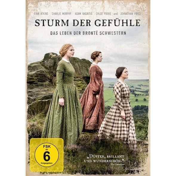 Sturm der Gefühle - Das Leben der Bronte Schwestern
