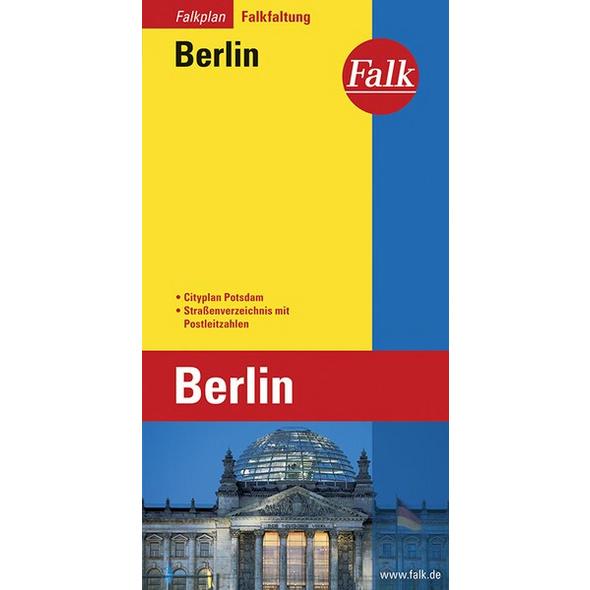 Falk Stadtplan Falkfaltung Berlin