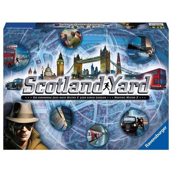 Scotland Yard 13, Strategiespiel