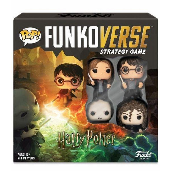 Funkoverse Harry Potter Strategie-Spiel (Spiel)