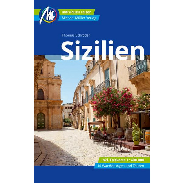 Sizilien Reiseführer Michael Müller Verlag