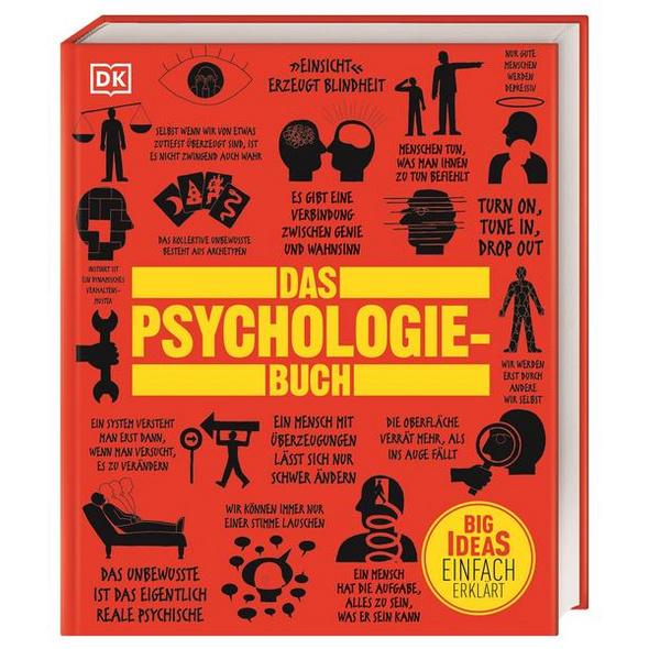 Big Ideas. Das Psychologie-Buch