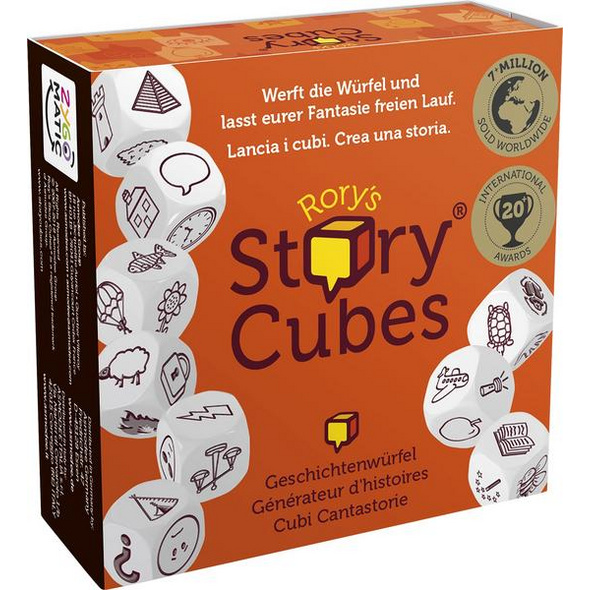 O'Connor, R: Story Cubes