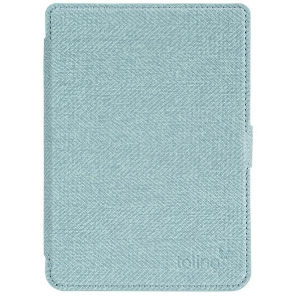 tolino page 2 - Tasche Slim - blau/gelb