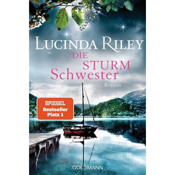 Die Sturmschwester / Die sieben Schwestern Bd.2