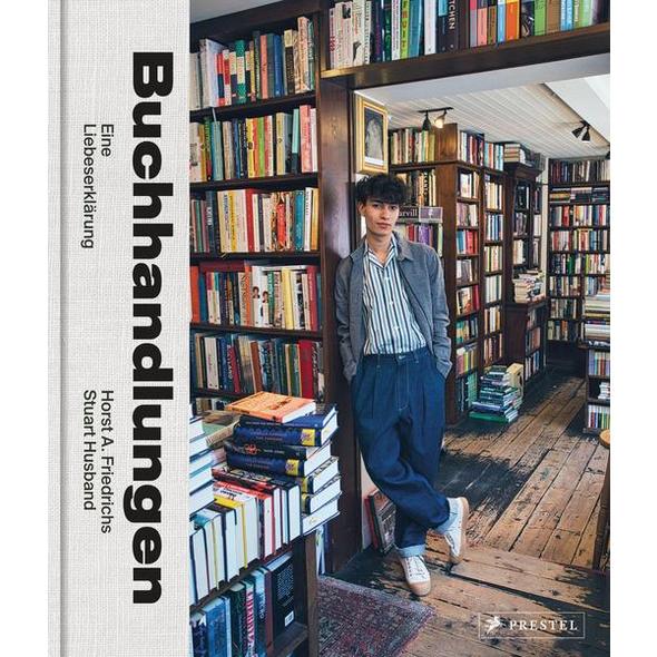 Buchhandlungen. Eine Liebeserklärung. Mit einem Vorwort von Nora Krug